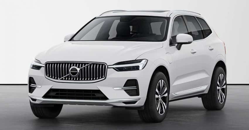 2022 Volvo XC60 gets updated with new styling, kit Image #1257957