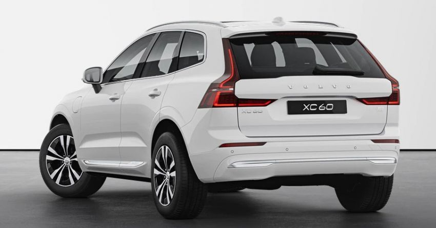 2022 Volvo XC60 gets updated with new styling, kit Image #1257958