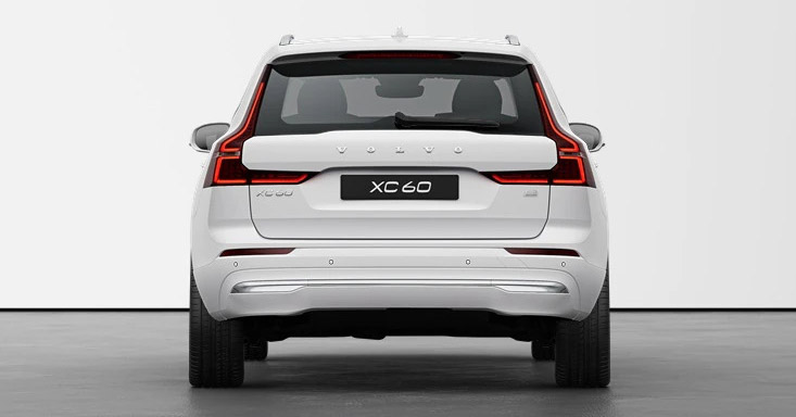 2022 Volvo XC60 gets updated with new styling, kit Image #1257960