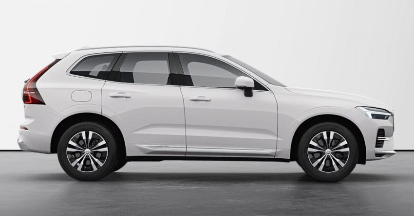 2022 Volvo XC60 gets updated with new styling, kit Image #1257961