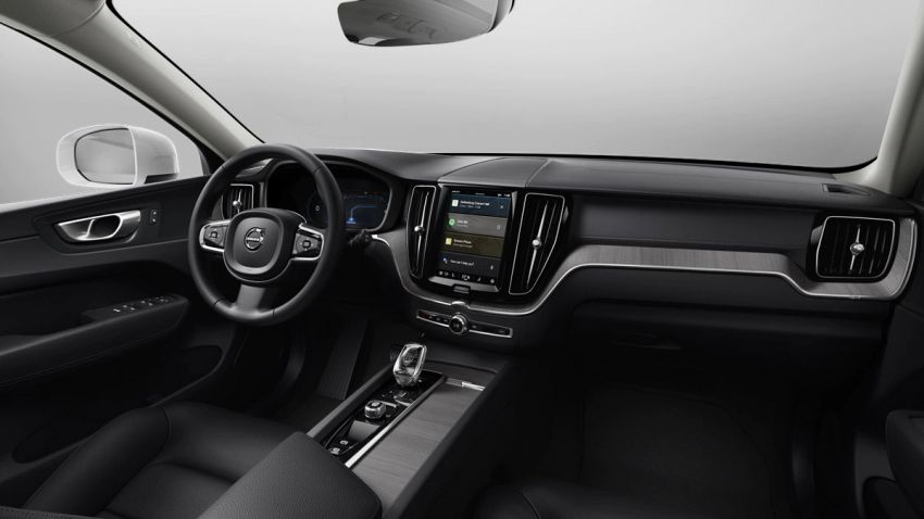 2022 Volvo XC60 gets updated with new styling, kit Image #1257962