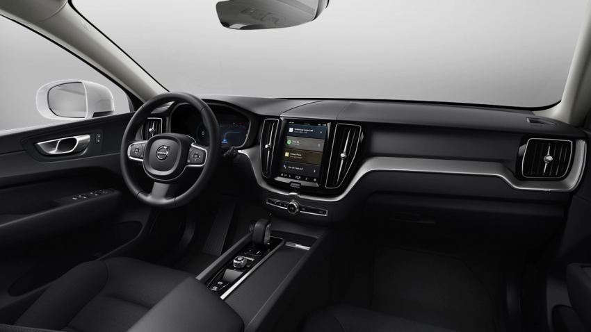2022 Volvo XC60 gets updated with new styling, kit Image #1258058