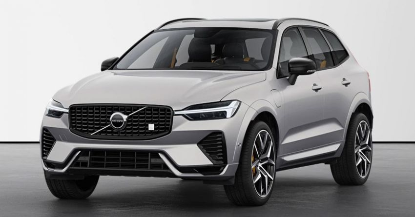 2022 Volvo XC60 gets updated with new styling, kit Image #1257975