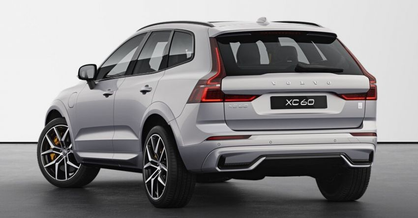 2022 Volvo XC60 gets updated with new styling, kit Image #1257976
