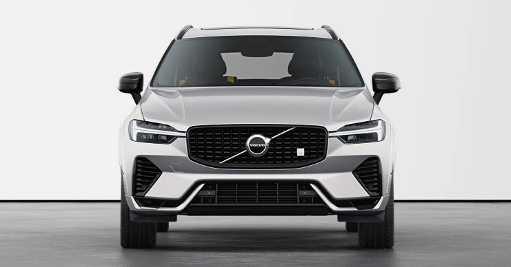 2022 Volvo XC60 gets updated with new styling, kit Image #1257977