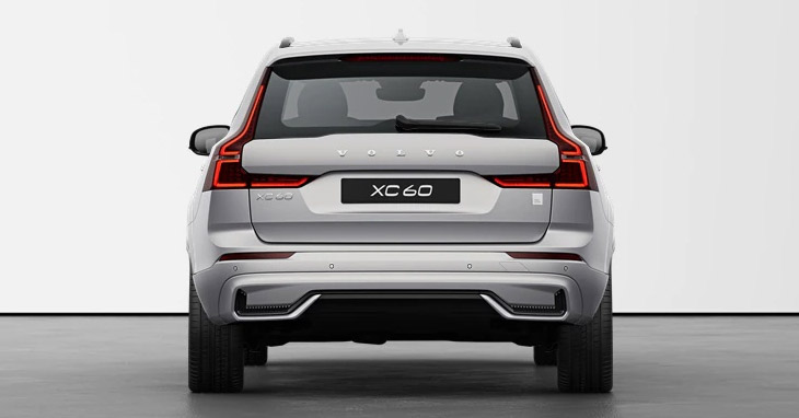 2022 Volvo XC60 gets updated with new styling, kit Image #1257978