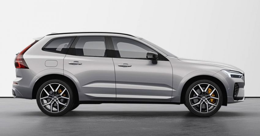 2022 Volvo XC60 gets updated with new styling, kit Image #1257979