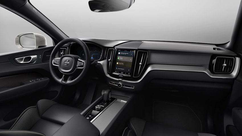 2022 Volvo XC60 gets updated with new styling, kit Image #1257980