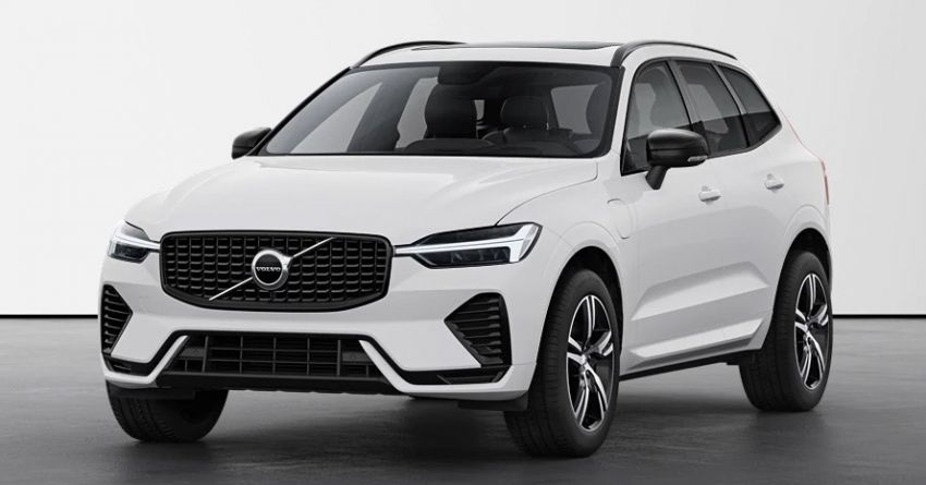 2022 Volvo XC60 gets updated with new styling, kit Image #1257965