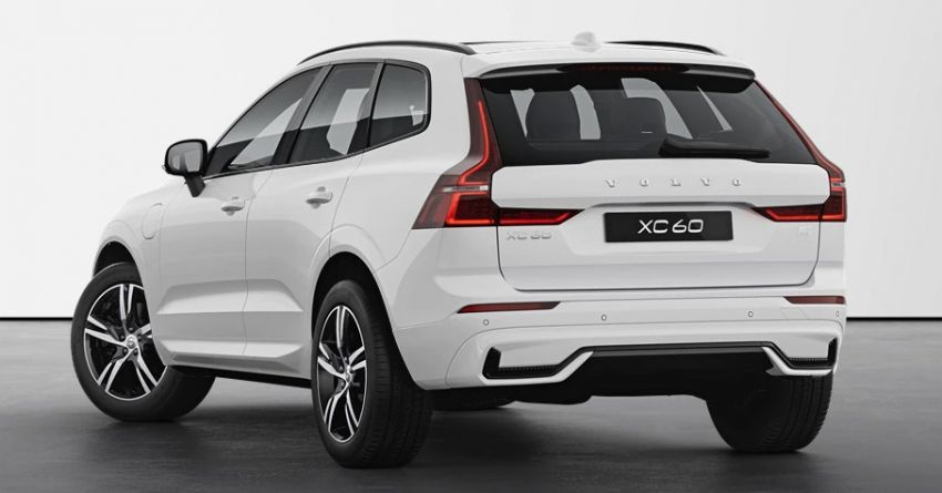 2022 Volvo XC60 gets updated with new styling, kit Image #1257966