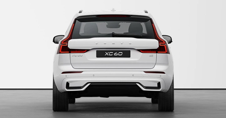 2022 Volvo XC60 gets updated with new styling, kit Image #1257968