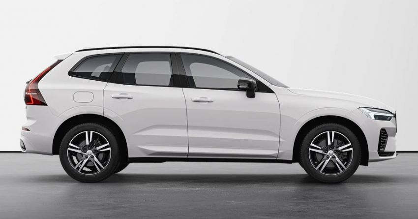 2022 Volvo XC60 gets updated with new styling, kit Image #1257970