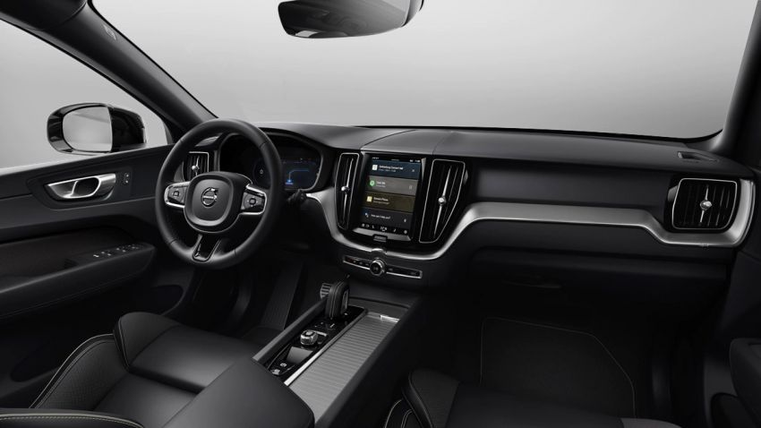 2022 Volvo XC60 gets updated with new styling, kit Image #1257971
