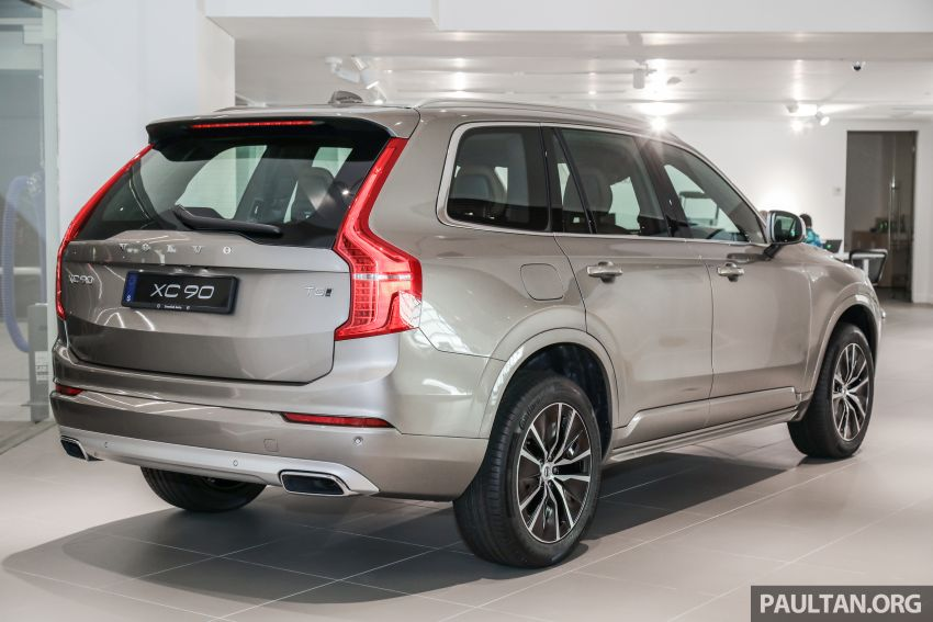 2021 Volvo XC90 – new Recharge T8 badging for PHEV, wireless charger, USB-C ports; no more Inscription Image #1255897