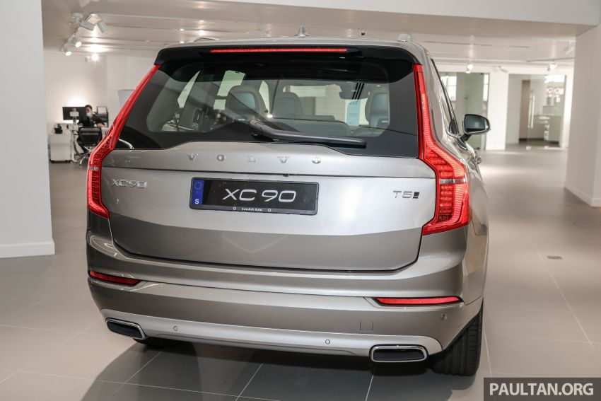 2021 Volvo XC90 – new Recharge T8 badging for PHEV, wireless charger, USB-C ports; no more Inscription Image #1255901
