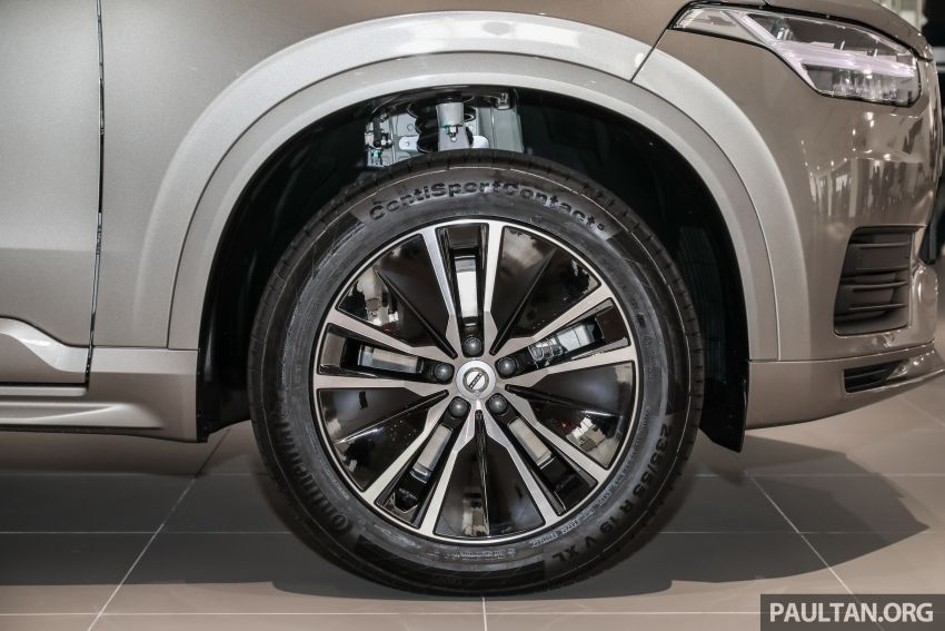 2021 Volvo XC90 – new Recharge T8 badging for PHEV, wireless charger, USB-C ports; no more Inscription Image #1255904