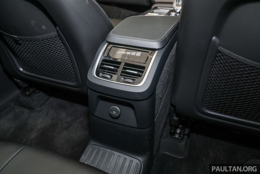 2021 Volvo XC90 – new Recharge T8 badging for PHEV, wireless charger, USB-C ports; no more Inscription Image #1255938