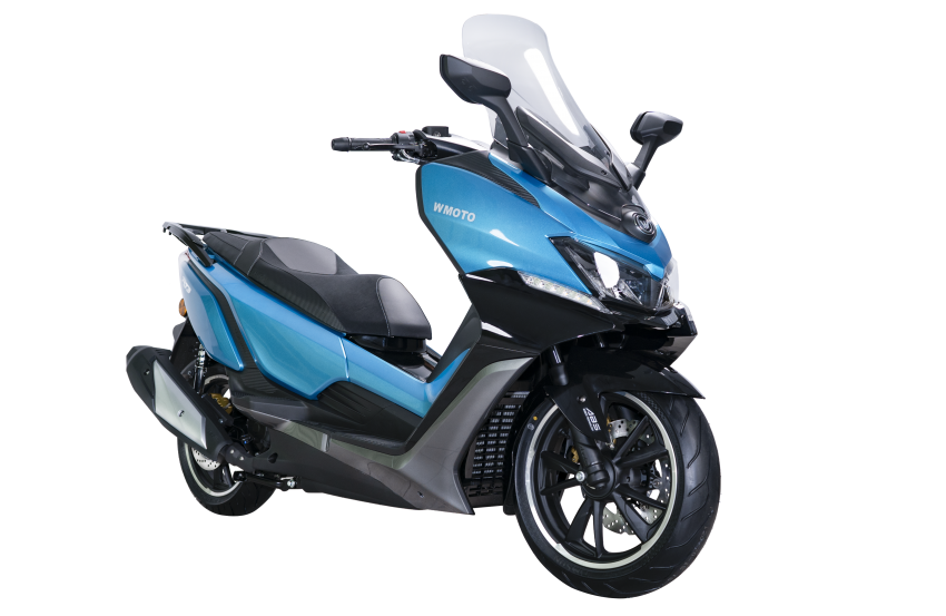 2021 WMoto RT3 scooter Malaysian launch, RM15,188 Image #1263154