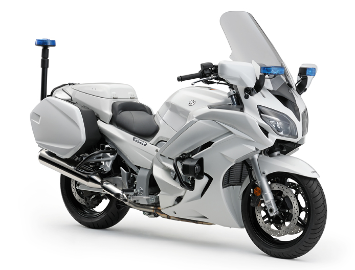 Malaysian police get Yamaha FJR1300P patrol bikes Image #1269297