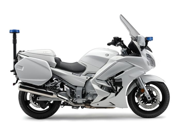 Malaysian police get Yamaha FJR1300P patrol bikes Image #1269298