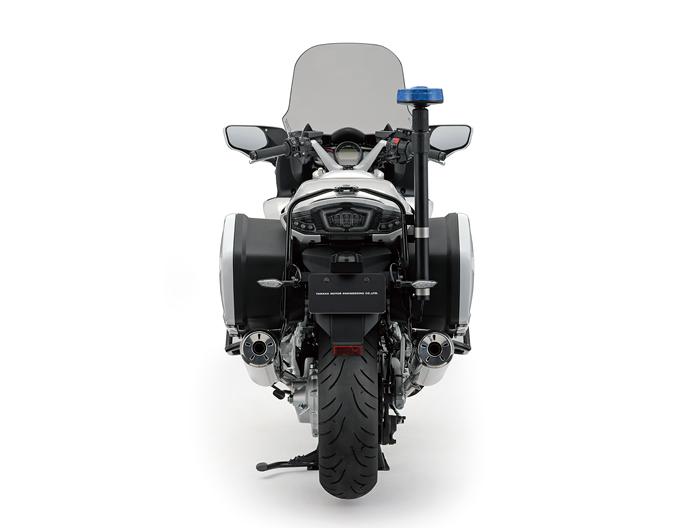 Malaysian police get Yamaha FJR1300P patrol bikes Image #1269301