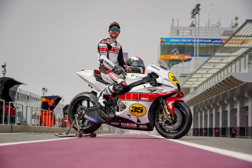 Yamaha YZR-M1 celebrates Yamaha Motor Co's 60th year in Motorcycle Grand Prix with special livery Image #1262077