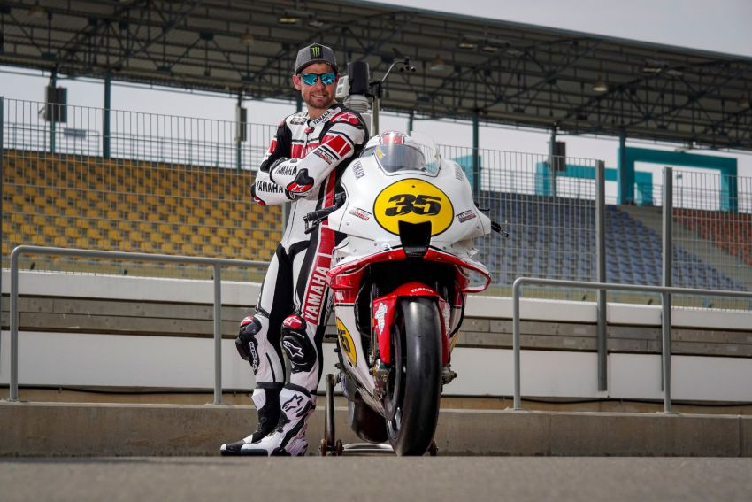Yamaha YZR-M1 celebrates Yamaha Motor Co's 60th year in Motorcycle Grand Prix with special livery Image #1262079