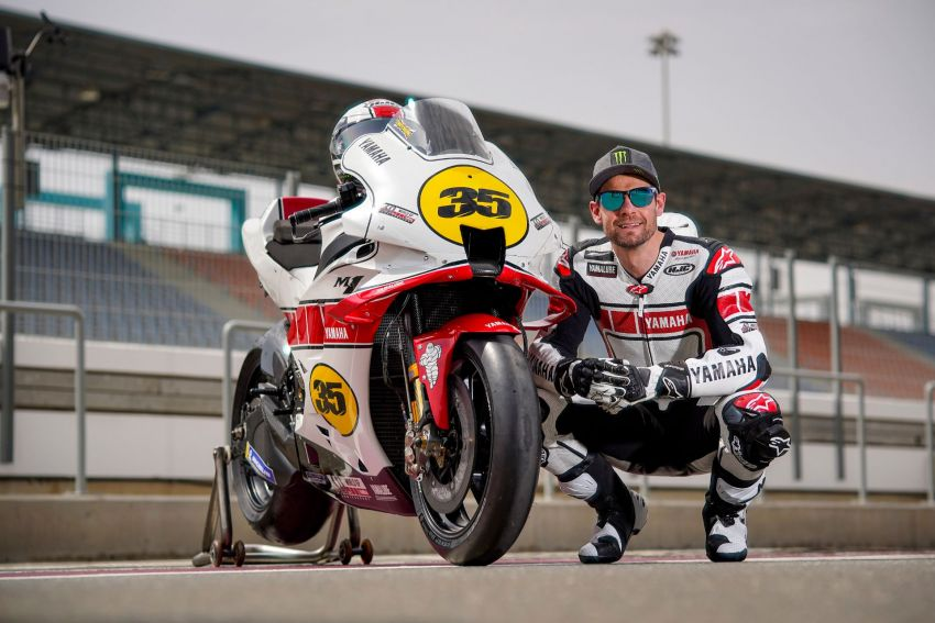 Yamaha YZR-M1 celebrates Yamaha Motor Co's 60th year in Motorcycle Grand Prix with special livery Image #1262080
