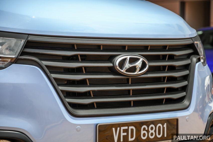 HSDM introduces Hyundai Sonata SE, Starex Exec Plus SE – bodykit, paintjob, 19-inch rims, same price Image #1266888