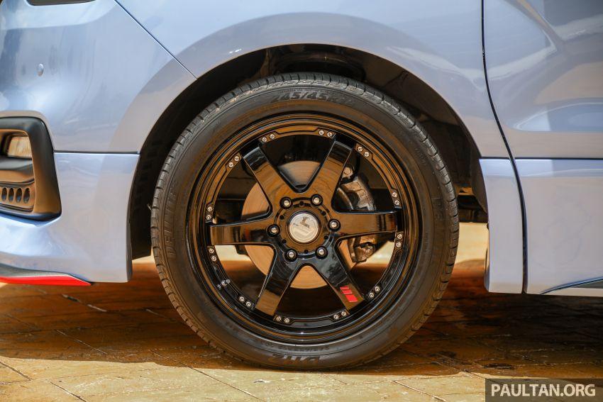 HSDM introduces Hyundai Sonata SE, Starex Exec Plus SE – bodykit, paintjob, 19-inch rims, same price Image #1266893