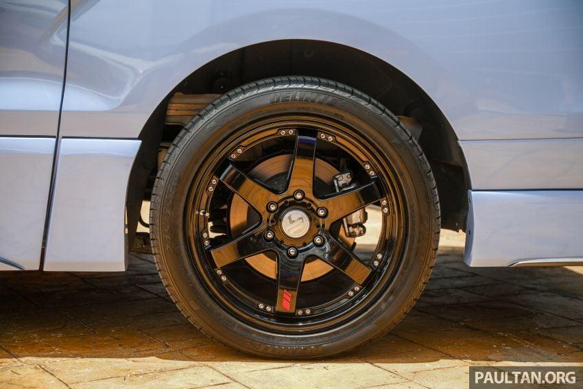 HSDM introduces Hyundai Sonata SE, Starex Exec Plus SE – bodykit, paintjob, 19-inch rims, same price Image #1266896