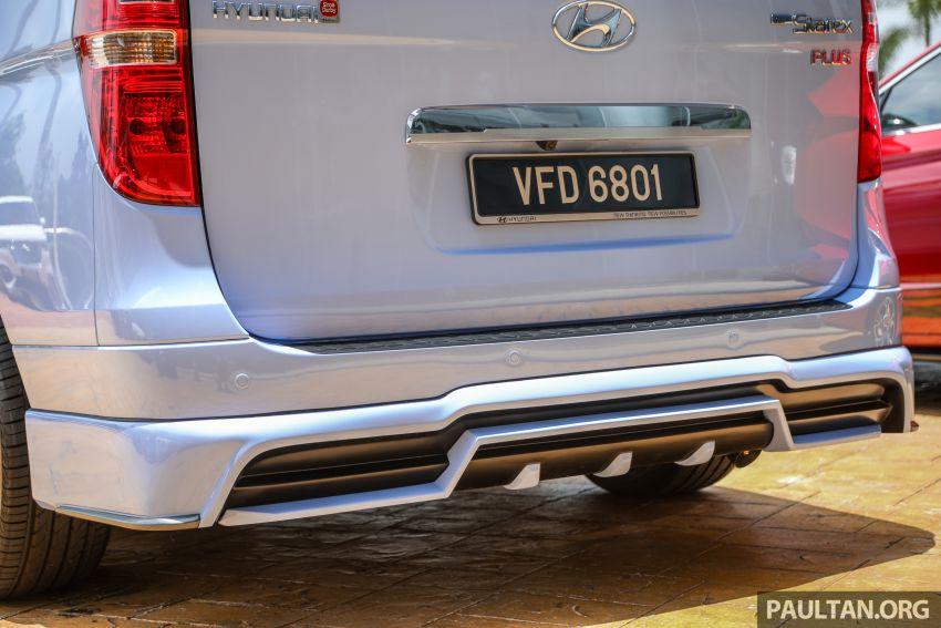 HSDM introduces Hyundai Sonata SE, Starex Exec Plus SE – bodykit, paintjob, 19-inch rims, same price Image #1266901