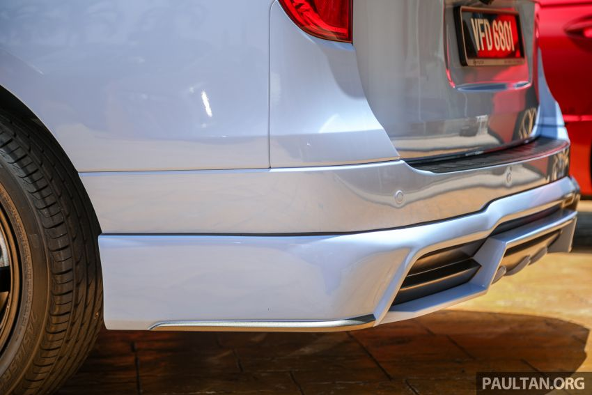 HSDM introduces Hyundai Sonata SE, Starex Exec Plus SE – bodykit, paintjob, 19-inch rims, same price Image #1266903