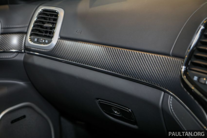 Jeep Grand Cherokee SRT dilancar di M'sia – 6.4L Hemi V8, 475 hp/644 Nm, RM719k dengan SST 50% Image #1263488