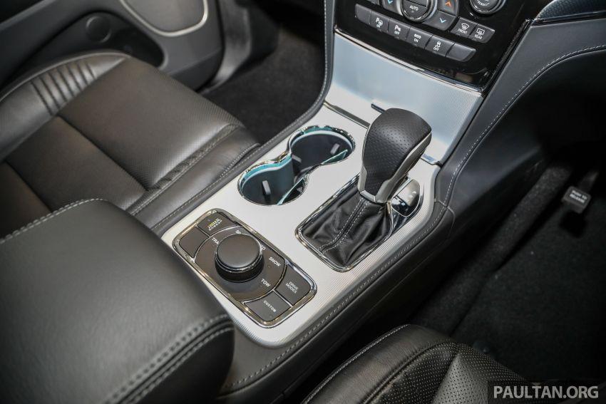 Jeep Grand Cherokee SRT dilancar di M'sia – 6.4L Hemi V8, 475 hp/644 Nm, RM719k dengan SST 50% Image #1263483