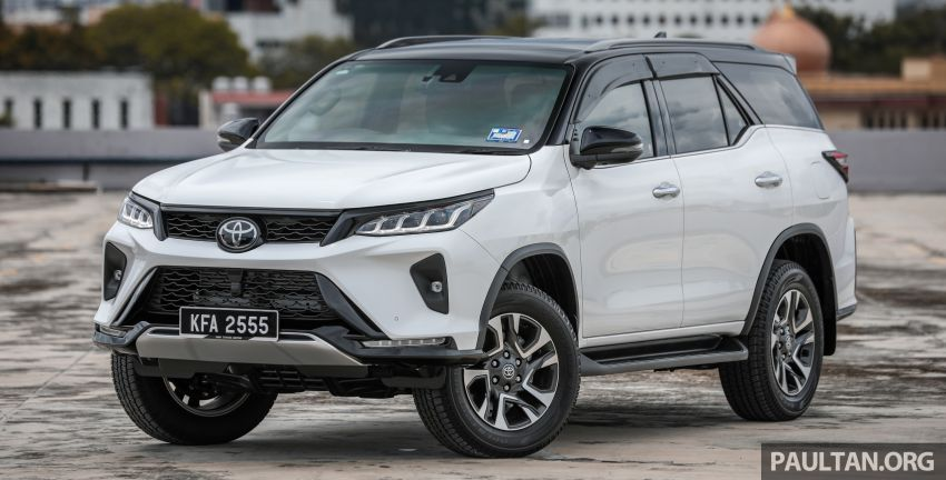 GALLERY: 2021 Toyota Fortuner 2.8 VRZ – RM203,183 Image #1264840