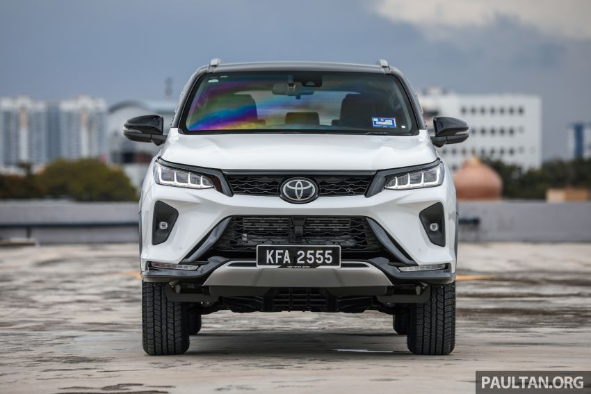 GALLERY: 2021 Toyota Fortuner 2.8 VRZ – RM203,183 Image #1264850