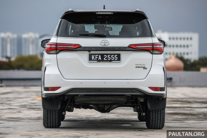 GALLERY: 2021 Toyota Fortuner 2.8 VRZ – RM203,183 Image #1264852