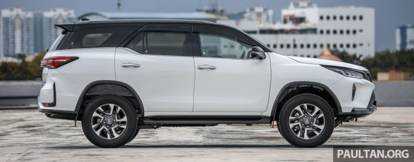 GALLERY: 2021 Toyota Fortuner 2.8 VRZ – RM203,183 Image #1264854