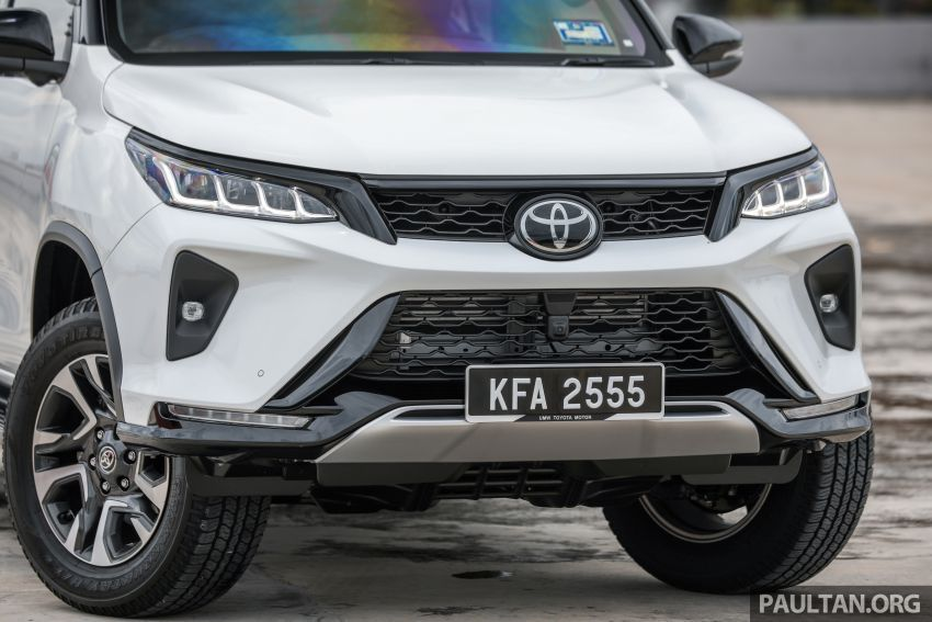 GALLERY: 2021 Toyota Fortuner 2.8 VRZ – RM203,183 Image #1264855