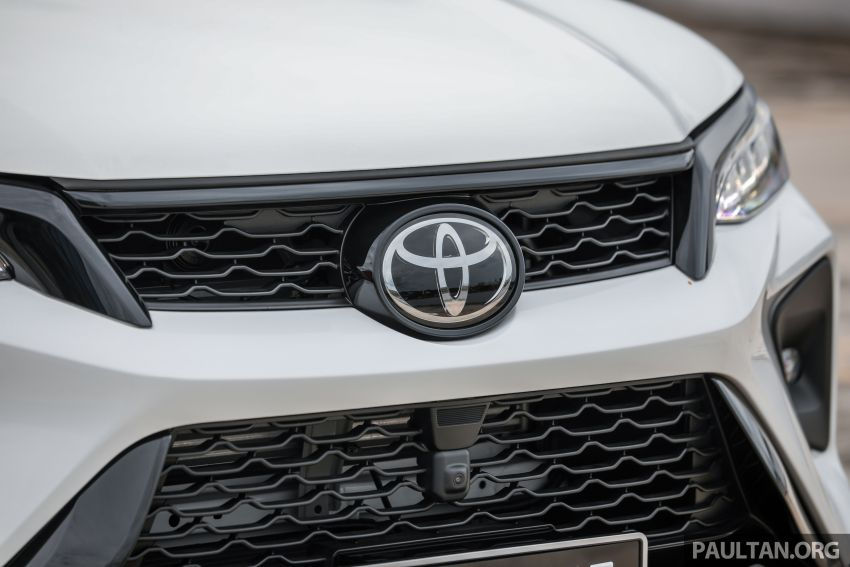 GALLERY: 2021 Toyota Fortuner 2.8 VRZ – RM203,183 Image #1264859