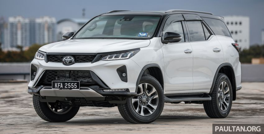 GALLERY: 2021 Toyota Fortuner 2.8 VRZ – RM203,183 Image #1264841