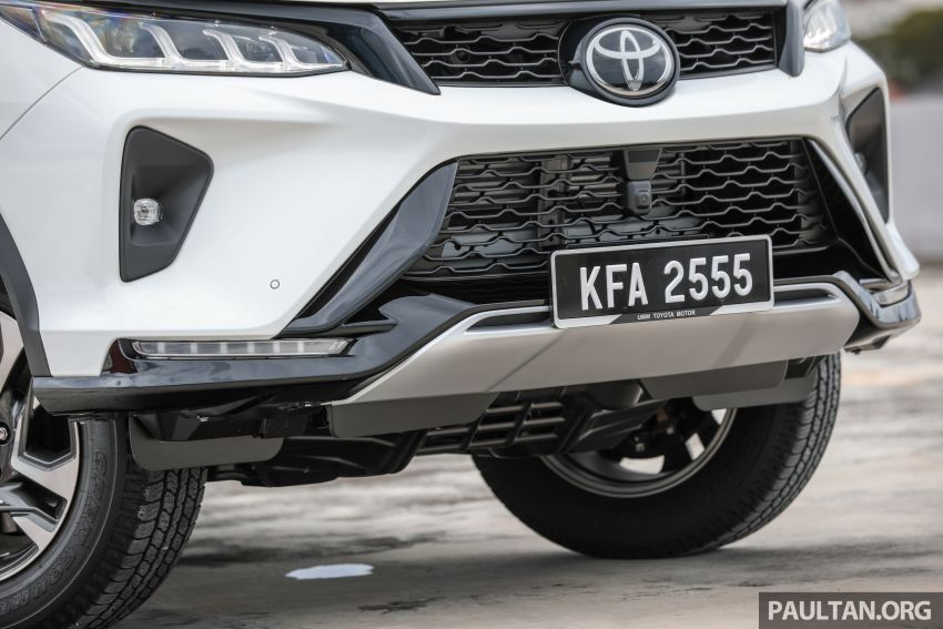 GALLERY: 2021 Toyota Fortuner 2.8 VRZ – RM203,183 Image #1264860