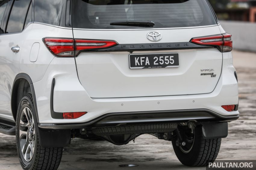 GALLERY: 2021 Toyota Fortuner 2.8 VRZ – RM203,183 Image #1264870