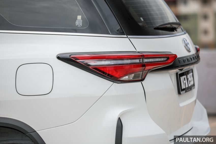GALLERY: 2021 Toyota Fortuner 2.8 VRZ – RM203,183 Image #1264872