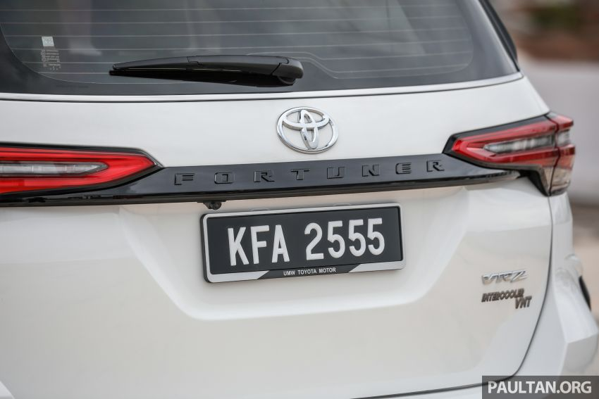 GALLERY: 2021 Toyota Fortuner 2.8 VRZ – RM203,183 Image #1264874