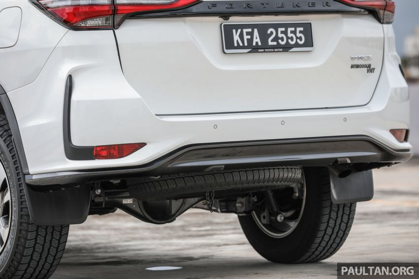 GALLERY: 2021 Toyota Fortuner 2.8 VRZ – RM203,183 Image #1264875