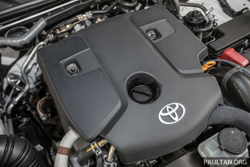 GALLERY: 2021 Toyota Fortuner 2.8 VRZ – RM203,183 Image #1264882