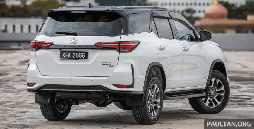 GALLERY: 2021 Toyota Fortuner 2.8 VRZ – RM203,183 Image #1264845