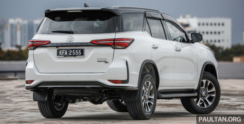 GALLERY: 2021 Toyota Fortuner 2.8 VRZ – RM203,183 Image #1264846